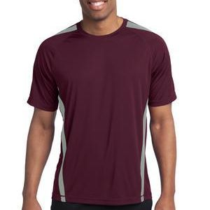 Colorblock PosiCharge ® Competitor™ Tee Thumbnail