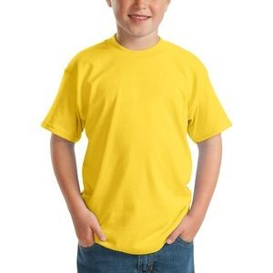 Youth EcoSmart ® 50/50 Cotton/Poly T Shirt Thumbnail