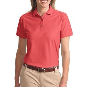 Ladies Silk Touch™ Polo Thumbnail
