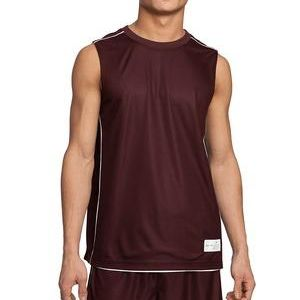 PosiCharge ® Mesh Reversible Sleeveless Tee Thumbnail