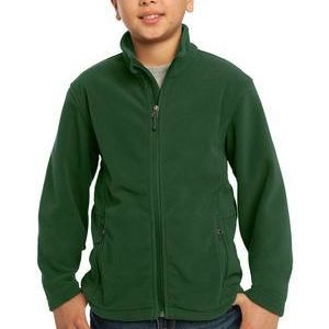 Youth Value Fleece Jacket Thumbnail
