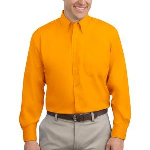 Extended Size Long Sleeve Easy Care Shirt Thumbnail