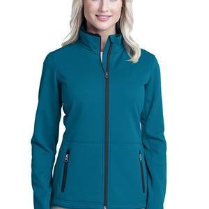 Ladies Pique Fleece Jacket Thumbnail