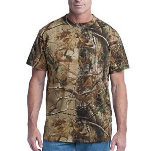™ Realtree ® Explorer 100% Cotton T Shirt Thumbnail