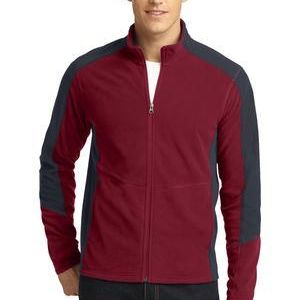 Colorblock Microfleece Jacket Thumbnail
