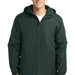 Hooded Charger Jacket Thumbnail