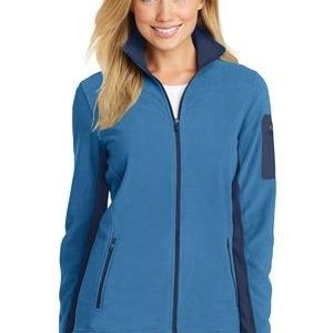 Ladies Summit Fleece Full Zip Jacket Thumbnail