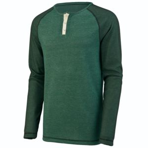 Linear Fusion Long Sleeve Henley Thumbnail