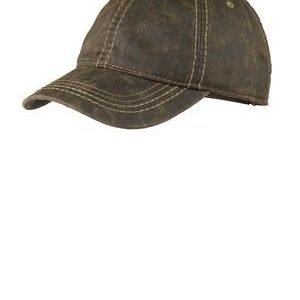 Pigment Print Distressed Cap Thumbnail