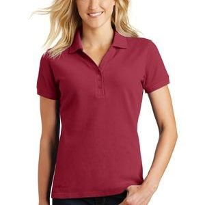 Ladies Cotton Pique Polo Thumbnail