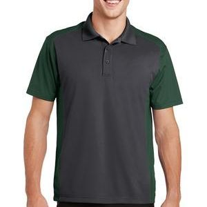 Colorblock Micropique Sport Wick ® Polo Thumbnail