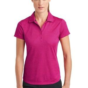 Ladies Dri FIT Crosshatch Polo Thumbnail