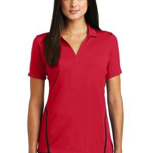 Ladies Contrast PosiCharge ® Tough Polo ® Thumbnail