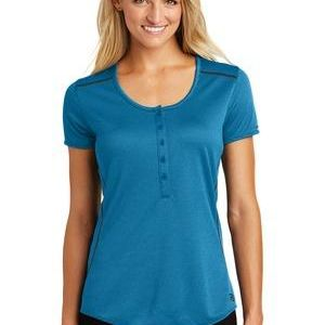 ® Ladies Orbit Henley Thumbnail