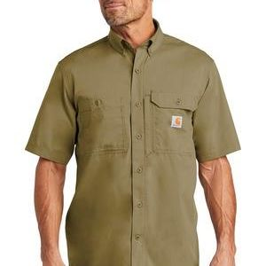 Force ® Ridgefield Solid Short Sleeve Shirt Thumbnail