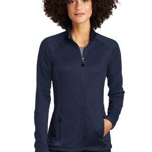 ® Ladies Smooth Fleece Base Layer Full Zip Thumbnail