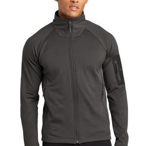® Mountain Peaks Full Zip Fleece Jacket Thumbnail