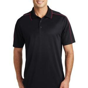 Micropique Sport Wick ® Piped Polo Thumbnail