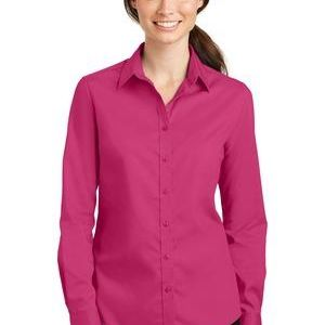 Ladies SuperPro ™ Twill Shirt Thumbnail