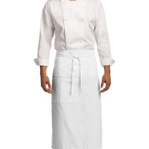 Easy Care Full Bistro Apron with Stain Release Thumbnail