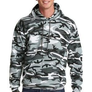 Core Fleece Camo Pullover Hooded Sweatshirt Thumbnail
