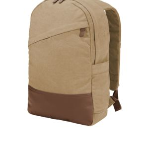 ® Cotton Canvas Backpack Thumbnail